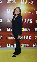 NEW YORK, NY-October 26: Ann Druyan at National Geographic Channel presents the Epic Six-Part Event Series MARS premiere at the School of Visual Arts  in New York.October 26, 2016. Credit:RW/MediaPunch