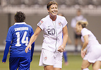 USWNT vs Guatemala, January 22, 2012