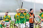 Paudie O'Connor Kilmoyley cant belive it after their defeat to Lismore in the Munster Intermediate final in Mallow on Saturday
