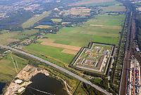 Unterbillwerder: EUROPA, DEUTSCHLAND, HAMBURG, BERGEDORF, ALLERMOEHE (EUROPE, GERMANY), 088.09.2016: Unterbillwerder