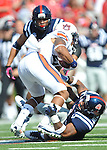 Ole Miss vs. Auburn at Vaught-Hemingway Stadium in Oxford, Miss. on Saturday, October 13, 2012. (AP Photo/Oxford Eagle, Bruce Newman)..