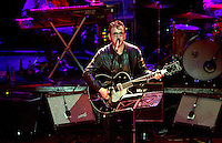 """Richard Hawley performing  at Madrid  during the presentation of his album """"Standing at the Sky's Edge"""""""