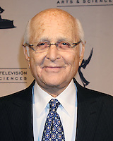 Norman Lear arriving at the Television Academy Hall of Fame Ceremony in Beverly Hills, CA .December 9, 2008.©2008 Kathy Hutchins / Hutchins Photo....                .