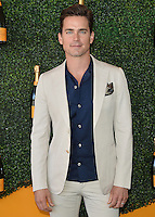 BEVERLY HILLS - OCTOBER 15:  Matt Bomer at the 7th Annual Veuve Clicquot Polo Classic at Will Rogers State Historic Park on October 15, 2016 in Pacific Palisades, California. Credit: mpi991/MediaPunch