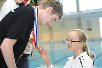 ZWEMMEN: HEERENVEEN: 01-11-2014, SportStad, NK parazwemmen, ©foto Martin de Jong