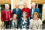 Listowel Badminton Party: Attending the Listowel Badminton Party at the Listowel Arms Hotel on Saturday nigh last were in front Helen Loughnane, Mary McGrath & Aine Guerin. Back : Junior Griffin, Michael McGrath, Noel Beasley & michael Guerin.