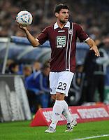 FUSSBALL   1. BUNDESLIGA   SAISON 2011/2012    11. SPIELTAG Hamburger SV - 1. FC Kaiserslautern                          30.10.2011 Florian DICK (1. FC Kaiserslautern)