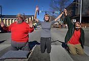 Fayetteville demonstration for Ferguson