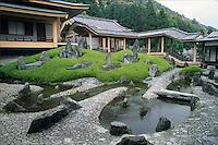 Matsunoo-Taisha shrine in Arashiyama, also known as Matsuo-san, is dedicated to the mysterious process of fermentation.