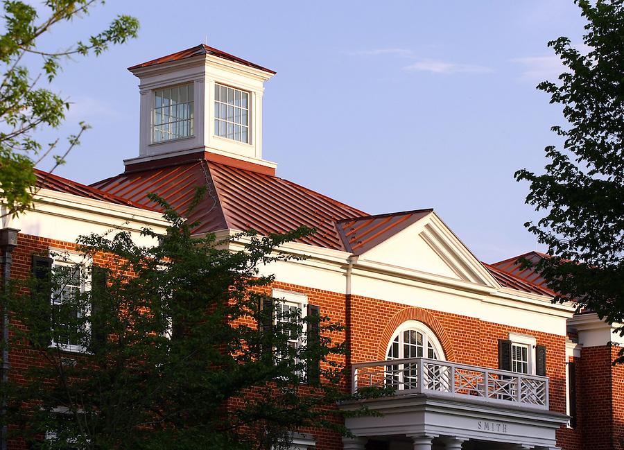 The Darden School of Business.