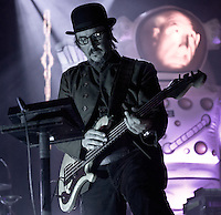Primus performing at the Metropolis in Montreal, QC.