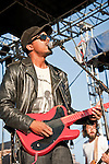 Black Joe Lewis at Fun Fun Fun Fest at Auditorium Shores, Austin Texas, November 4, 2011.