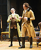 She Stoops to Conquer<br /> by Oliver Goldsmith <br /> directed by James Lloyd<br /> at the Olivier Theatre, Southbank, London, Great Britain <br /> 30th January 2012<br /> <br /> Steve Pemberton (as Mr Hardcastle)<br /> Harry Haddon Paton (as Marlow)<br /> <br /> <br /> <br /> Photograph by Elliott Franks