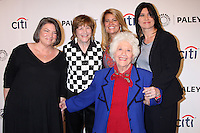 Mindy Cohn, Geri Jewell, Lisa Whelchel, Charlotte Rae, Nancy McKeon<br /> &quot;Facts of Life&quot; 35th Anniversary Reunion, Paley Center For Media, Beverly Hills, CA 09-15-14<br /> David Edwards/DailyCeleb.com 818-249-4998