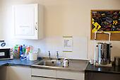Kitchen area, Able Skills, Dartford, Kent.