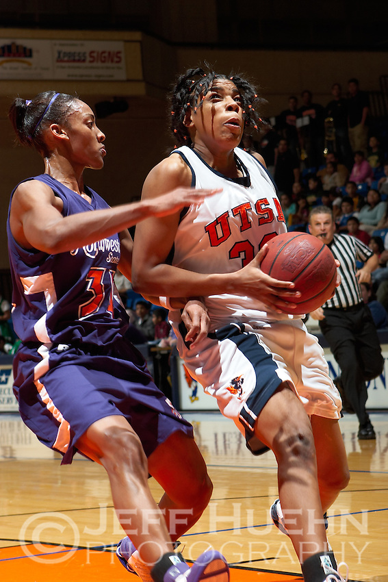 Northwestern State Lady Demons basketball