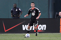 D.C. United defender Perry Kitchen (23). D.C. United defeated The Vancouver Whitecaps FC 4-0 at RFK Stadium, Saturday August 13 , 2011.