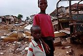 Guinea Lost Childern  2001