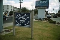 1990 September 01..Conservation.Cottage Line...COTTAGE LINE SIGN...NEG#.NRHA#..