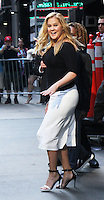 AUG 17 Amy Schumer at Good Morning America