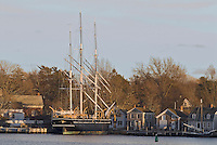 Connecticut, Mystic, Mystic Seaport