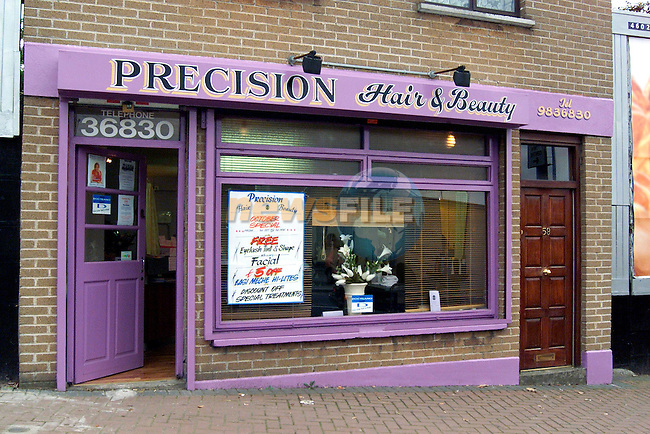 Precision Hair Studio, Mary Street.Picture: Paul Mohan/Newsfile