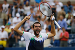 Cilic beats Federer during US Open 2014 tennis Tournament
