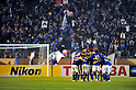 U-22U-22 Japan Team Group ,.NOVEMBER 27, 2011 - Football / Soccer : Men's Asian Football Qualifiers Final Round for London Olympic Match between U-22 Japan 2-1 U-22 Syria at National Stadium in Tokyo, Japan. (Photo by Jun Tsukida/AFLO SPORT) [0003] .