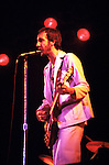 The Who 1976 Pete Townshend at Charlton<br /> &copy; Chris Walter