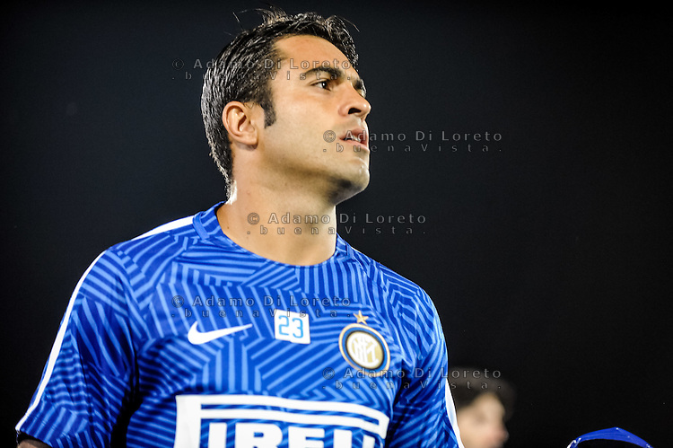 Eder (Inter) during the Italian Serie A football match Pescara vs SSC Inter on September 11, 2016, in Pescara, Italy. Photo by Adamo DI LORETO