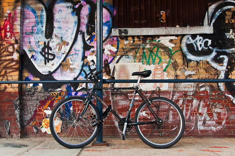 Urban Cliche<br /> New York City