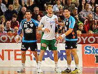 v.l.n.r. Florian Kehrmann (TBV), Manuel Späth (FAG), Rolf Hermann (TBV)