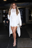 NEW YORK, NY - MAY 8: Jennifer Lopez seen in New York City on May 8, 2017. Credit: RW/MediaPunch