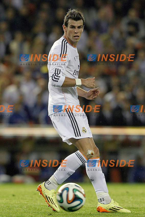 Real Madrid's Garet Bale during spanish KIng's Cup Final match.April 16,2014. (ALTERPHOTOS/Acero) <br /> Finale Coppa del Re<br /> Real Madrid Barcellona <br /> Foto Insidefoto