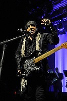 LONDON, ENGLAND - OCTOBER 29: Little Steven(Steve Van Zandt) of 'Little Steven and The Disciples of Soul' performing at Bluesfest 2016 at indigo at the O2 Arena on October 29, 2016 in London, England.<br /> CAP/MAR<br /> &copy;MAR/Capital Pictures /MediaPunch ***NORTH AND SOUTH AMERICAS ONLY***