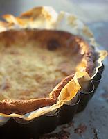 Europe/France/Corse/2A/Corse: le Fiadone dessert traditionnel corse à base de brocciu et de citron