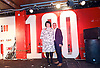 Mayor reveals Amy Lame as UK's first ever Night Czar <br /> <br /> Sadia Khan, the mayor of London has announced that the Night Czar <br /> at the 100 Club, London, Great Britain <br /> 4th November 2016 <br /> <br /> Amy Lame <br /> Night Czar <br /> <br /> <br /> Photograph by Elliott Franks <br /> Image licensed to Elliott Franks Photography Services