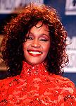 Whitney Houston 1993 Billboard Awards.© Chris Walter.