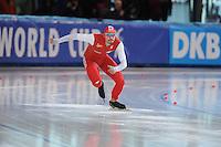 SPEED SKATING: STAVANGER: Sørmarka Arena, 31-01-2016, ISU World Cup, 500m Men Division A, Artur Was (POL), ©photo Martin de Jong