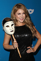 LOS ANGELES, CA - OCTOBER 27: Renee Olstead at the Fourth Annual UNICEF Masquerade Ball Los Angeles at Clifton's Cafeteria in Los Angeles, California on October 27, 2016. Credit: Faye Sadou/MediaPunch