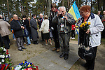 70 Years Liberation of Concentration Camp Sachsenhausen