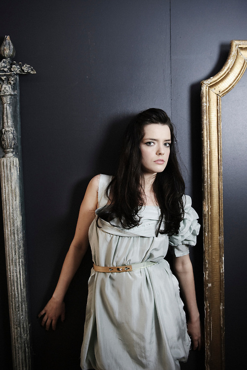 Kaboom's actress Roxane Mesquida at the 63rd Cannes Film Festival. France. 15 May 2010. Photo: Antoine Doyen