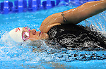 Rio de Janeiro-12/9/2016- Canadian swimmer  Tammy Cunnington, competes in the women's 150m IM  at the Olympic Aquatic Centre during the 2016 Paralympic Games in Rio. Photo Scott Grant/Canadian Paralympic Committee