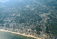1982 March 23..Aerial.Ocean View..COTTAGE LINE...NEG#.NRHA#..