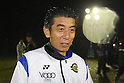 Masami Ihara Coach (Reysol), December 3, 2011 - Football : 2011 J.LEAGUE Division 1, Kashiwa Reysol Championship Ceremony at Hitachi Kashiwa Soccer Stadium, Chiba, Japan. (Photo by Daiju Kitamura/AFLO SPORT) [1045]