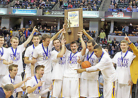 Boys Basketball STATE FINALS vs. Griffith 3-28-15
