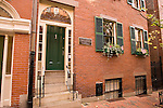 Lewis and Harriet Hayden House, 66 Phillips St, Boston - a stop on the Underground Railroad
