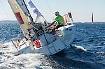 Depart de la WOW Cap Istanbul..Cercle Vert 1.Gildas Morvan