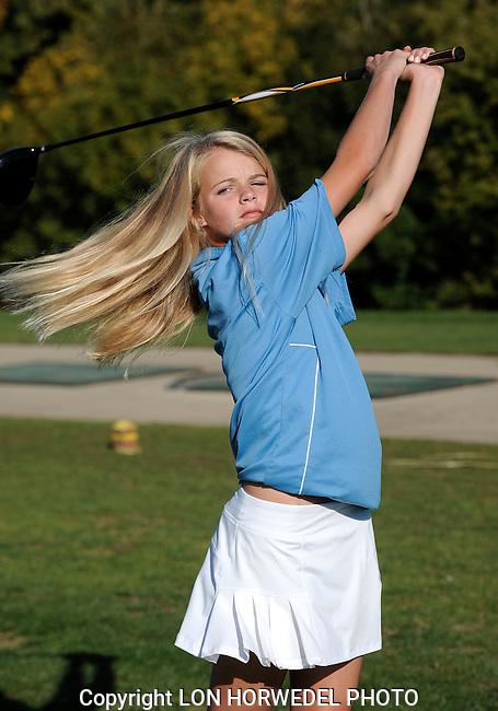 Skyline High School girl's golf team, 2014.
