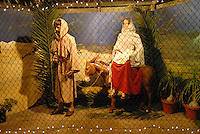 The Santa Monica Nativity Scene:Scene 13 Flight into Egypt - Trinity Baptist Church, on Tuesday, December 12, 2010.